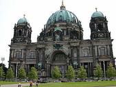 2005年德國遊(上選):最愛的德國 柏林市區一景