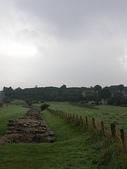"""關於英國:英格蘭北方的哈德連長城  讓人有些""""小驚訝"""""""