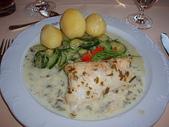 2005年德國遊(上選):德國  萊茵河小鎮  逛完古蹟  吃晚餐囉