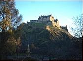 關於英國:愛丁堡城堡(相片取材自愛丁堡地區同學會網站ETSS)