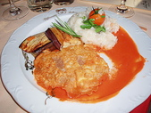 2005年德國遊(上選):德國  萊茵河小鎮  晚餐