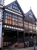 關於英國:超喜歡的古鎮~~契斯特 Chester  超好逛的古意小鎮