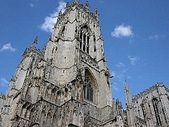 關於英國:這是英國約克大教堂