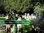 關於英國:湖區~~大詩人的墓地