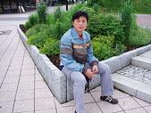 2005年德國遊(上選):蒂蒂湖~~拍一張  反正在等開船
