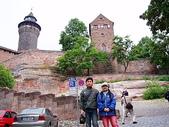 2005年德國遊(上選):纽倫堡~~帝王城堡   我們合拍一張吧