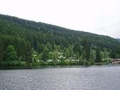 2005年德國遊(上選):蒂蒂湖~~遊湖