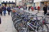 2005倫敦耶誕:劍橋街景~~腳踏車