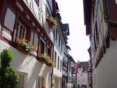 2005年德國遊(上選):波登湖畔的米爾斯堡~~街景
