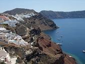 2009 希臘:聖托里尼艷陽下