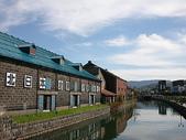 2004北海道:小樽運河