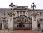 2005倫敦耶誕:倫敦  白金漢宮