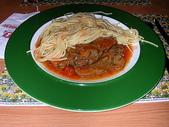 2005年德國遊(上選):在格林德瓦用餐  主菜