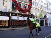 2005倫敦耶誕:倫敦  騎警