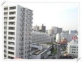 日本小窩:陽台外的景象