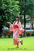 日式和服民俗公園外拍: