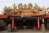 319-15台南西港穀倉餐廳:走到普護公廟口.JPG