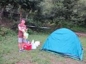 鎮西堡yubay & Behuy 優美地民宿露營區:第一天晚上熟練的架好小家.JPG
