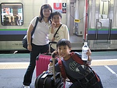 日本北海道自由行:011下飛機轉火車到旭川.jpg