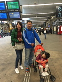 聖米歇爾山:Montparnasse 車站坐TGV4