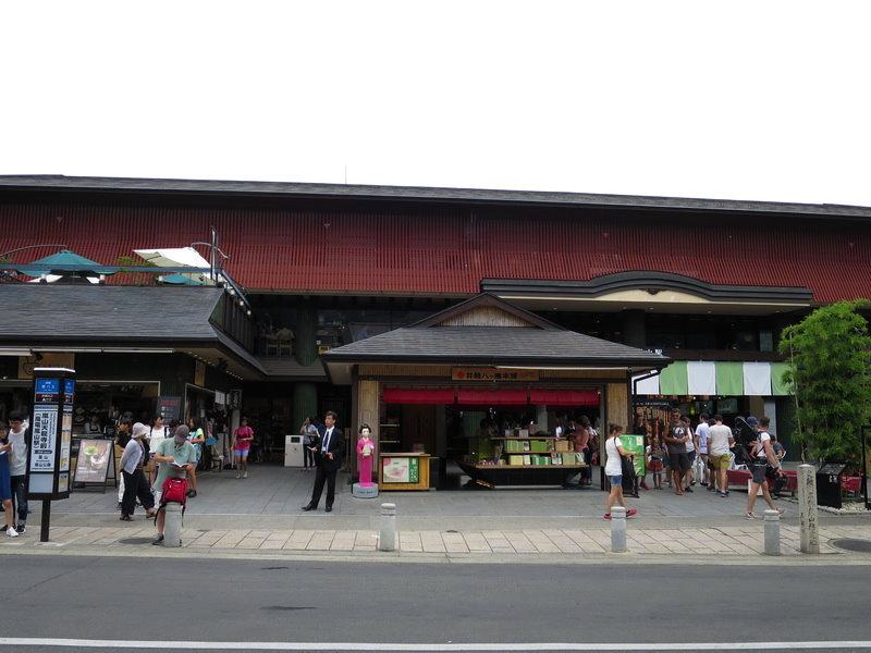 嵐山天龍寺:嵐電京福電鐵6