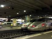聖米歇爾山:Montparnasse 車站坐TGV6