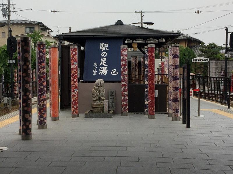 嵐山天龍寺:嵐電京福電鐵5