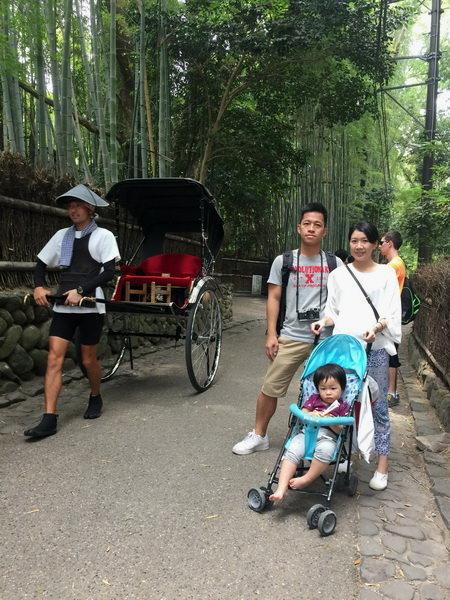 嵐山天龍寺:嵐山竹林8