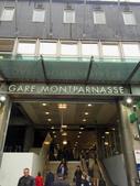 聖米歇爾山:Montparnasse 車站坐TGV1