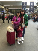聖米歇爾山:Montparnasse 車站坐TGV3