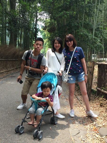嵐山天龍寺:嵐山竹林10