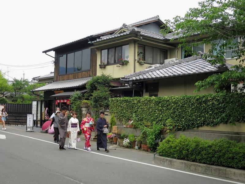 嵐山天龍寺:嵐山竹林4