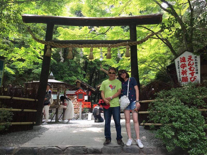 嵐山天龍寺:嵐山竹林18