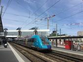 聖米歇爾山:Montparnasse 車站坐TGV11