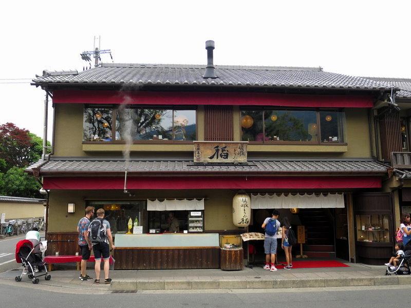 嵐山天龍寺:嵐山竹林3