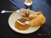 峇里島蜜月行五日遊:峇里島蜜月行~下午茶~炸香蕉&春捲~超好吃的喲