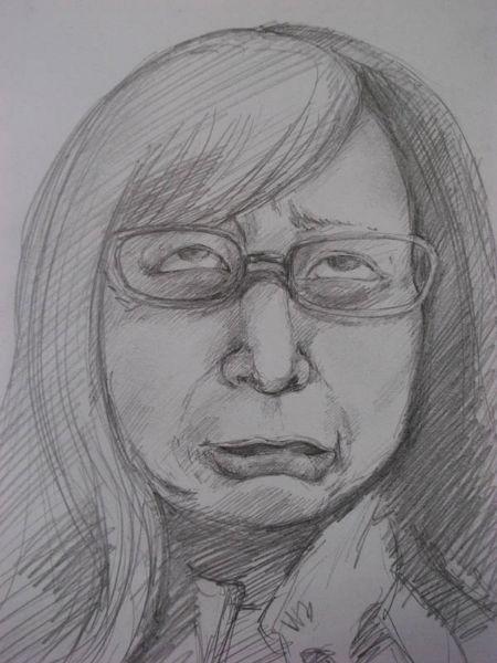2011 Stanton Portraits 作品 :Hulda 3.jpg