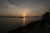 台南沿海生態、鹽田風光與落日:074A4505爭相拍夕陽.JPG