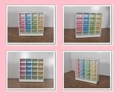 現場定位照:兒童鞋櫃彩色20格 a1.jpg