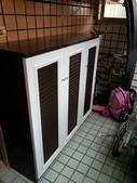 家用塑鋼傢俱好口碑:塑鋼百葉鞋櫃