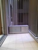 家用塑鋼傢俱好口碑:塑鋼捲門坐鞋櫃
