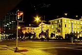 紐西蘭遊記3-前進Wellington:Wellington 夜景