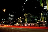 紐西蘭遊記3-前進Wellington:威靈頓市區夜色-2