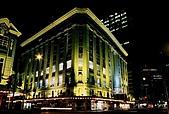 紐西蘭遊記3-前進Wellington:威靈頓市區夜色-3