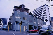 紐西蘭遊記3-前進Wellington:威靈頓市容一角