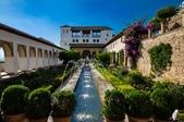西班牙的格拉納達:DSC_1988格內那利菲皇庭花園_副本.jpg