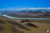 金秋北疆遊《一》:DSC_3160氣壯山河的天山山脈.jpg