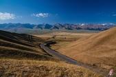 金秋北疆遊《二》:DSC_3225進入那拉提草原中途拍照點.jpg