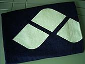sell:美國進口深藍色浴巾