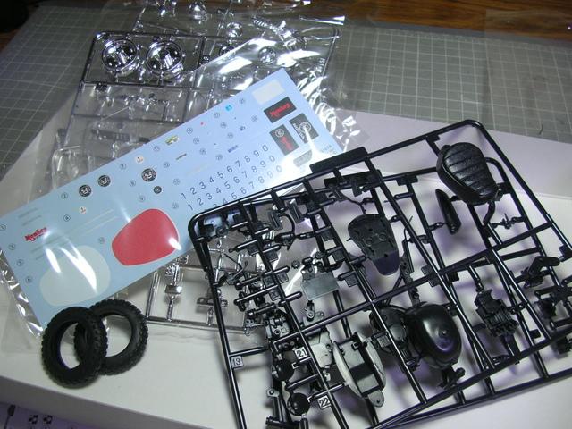 DSCN9405.JPG - 1/12 HONDA monkey 熊本熊機車製作記
